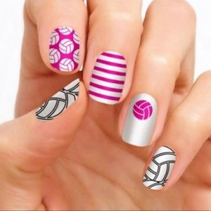 Color Street Nail Strips - Sweet Serve